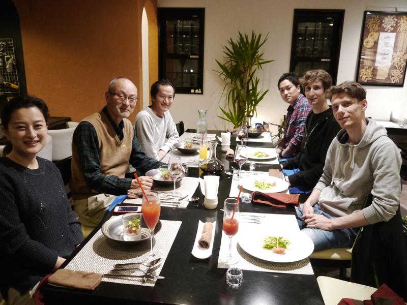 MARIMO_Abendessen_Hayashi