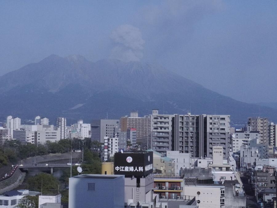 MARIMO_Sakurajima Nachmittag