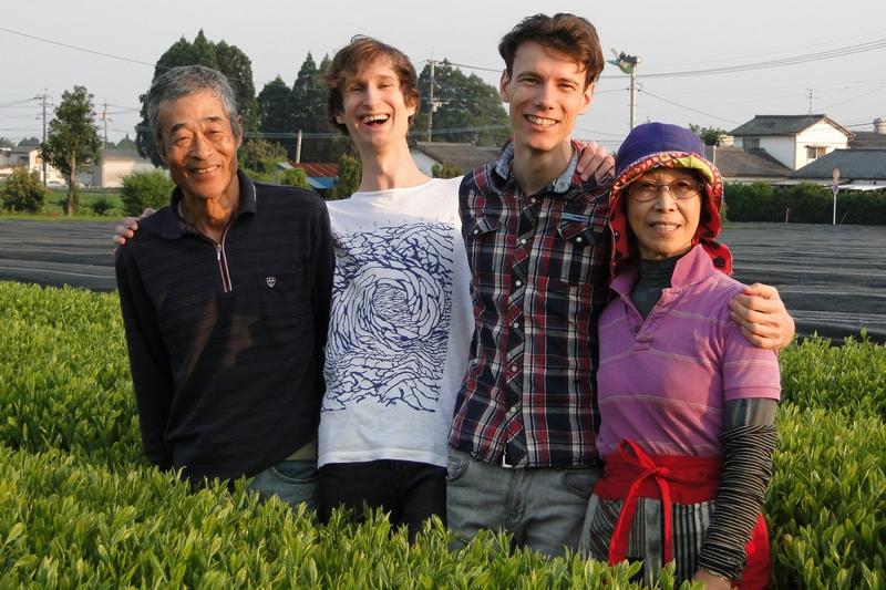 Morimoto Marimo Bio Familie