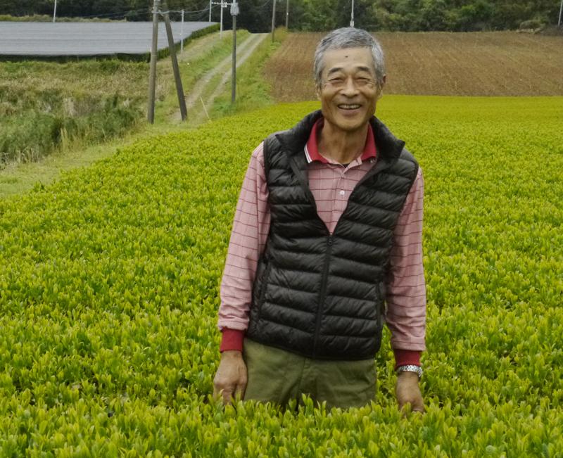 Shigeru Morimoto Bio Teegarten