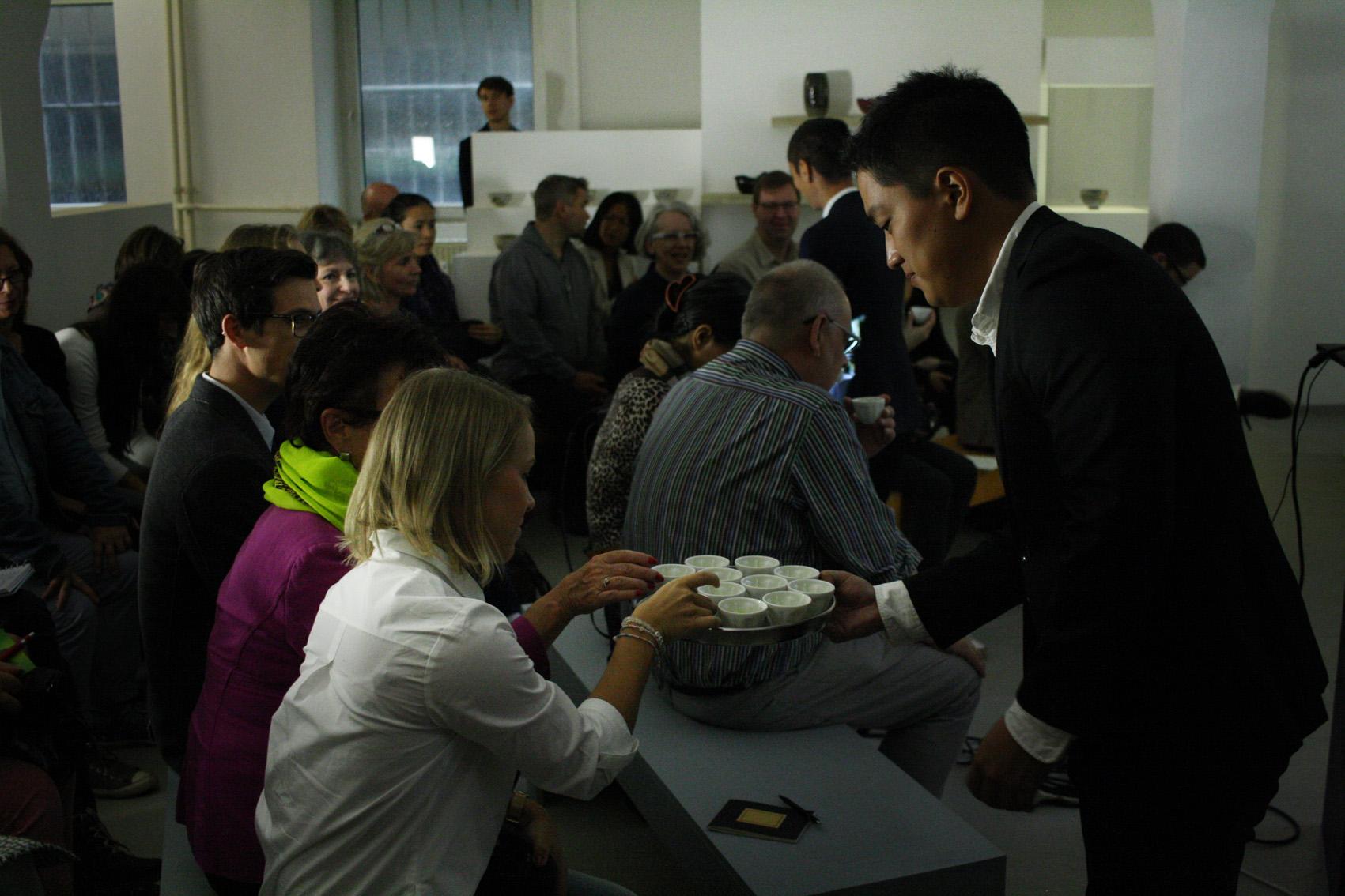 Kirishima Tee Event 2016 Kenji Hayashi