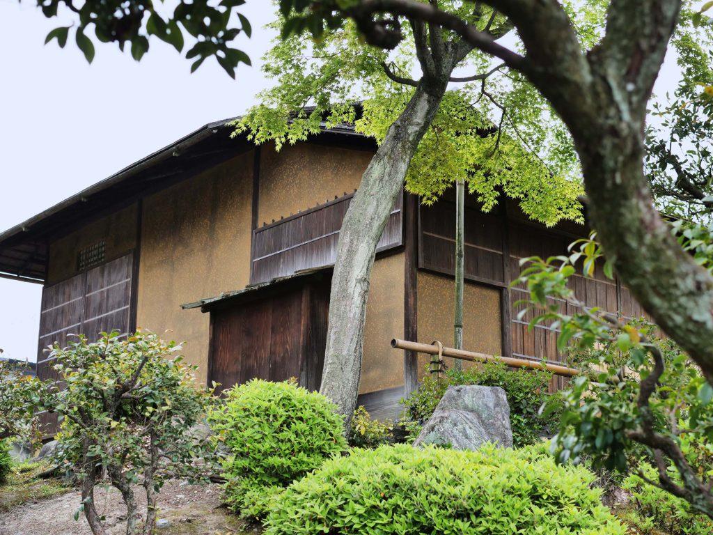 Shukuen-tei Teehaus im Shosei-En